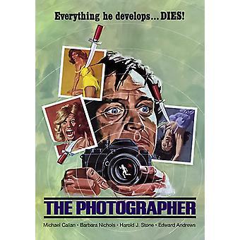 Fotograf (1974) [DVD] USA import