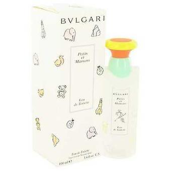 Petits & Mamans By Bvlgari Eau De Toilette Spray 3.3 Oz (women) V728-403048