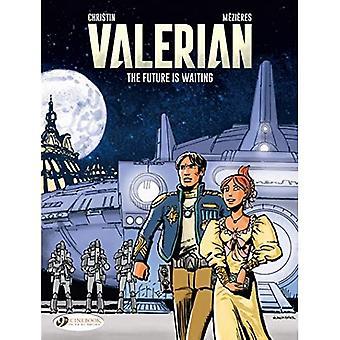 De toekomst wacht (Valeriaan & Laureline)