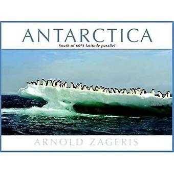 Antarctica: Ten zuiden van 60 graden Breedtegraad Parallel