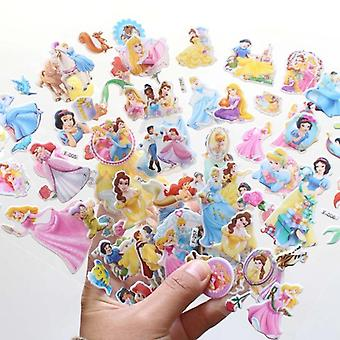 Disney Snow Mermaid Princess Scrapbooking Rooms Decor Diary Notebook Decoration