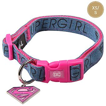 For Fan Pets Supergirl necklace (Dogs , Collars, Leads and Harnesses , Collars)