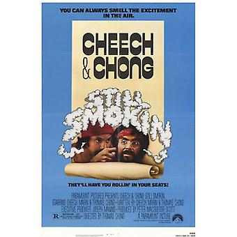 Cheech en Chong nog Smokin Movie Poster Print (27 x 40)