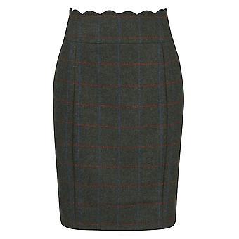Walker and Hawkes - Ladies Taylor Tweed Skirt