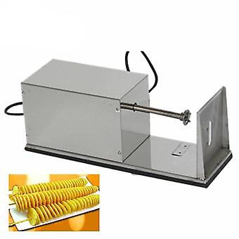 Stainless Steel Spiral Cutter Potato Slicer Manual