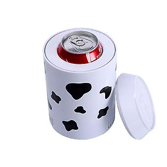 Small Fridge Hot And Cold Cooler Gadget Beverage Tanks Cooler Warmer