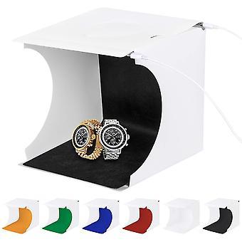 Sanlinkee photo studio tent, photo light box portable foldable photo tent small photography studio w