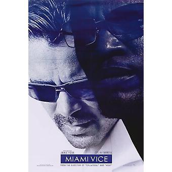 Miami Vice Movie Poster (11 x 17)
