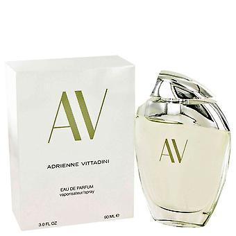 AV által Adrienne Vittadini Eau De Parfum Spray 3 oz / 90 ml (Nők)