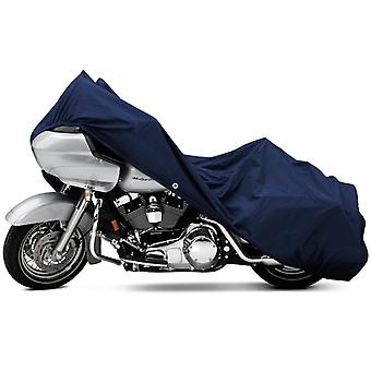 Motorcycle Bike Cover Travel Dust Storage Cover Compatible with Honda Shadow Sabre VT 700 750 1100