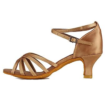 Nové dámské's's Lady's Taneční boty Ballroom Latin Dance Shoes