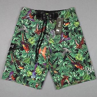 Mens Bermuda Masculina, Beach Wear gyors száraz nyomtatott rövidnadrág