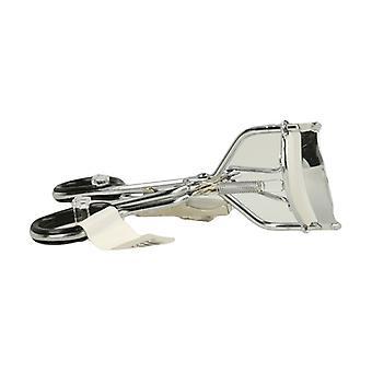 Eyelash curler with comfort ring 1 unit