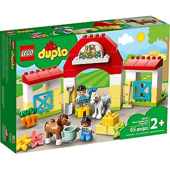 LEGO 10951 Horse stable and pony's take care of