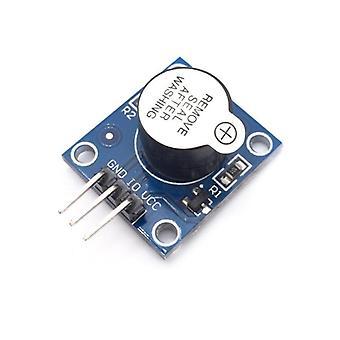 Arduinoボード用アクティブスピーカーブザーモジュール