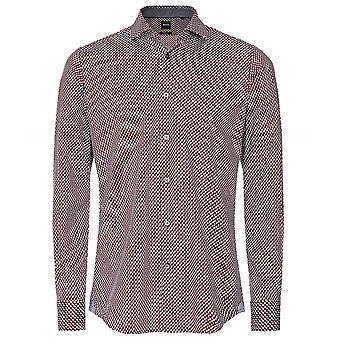 BOSS Regular Fit Lukas_53F Shirt