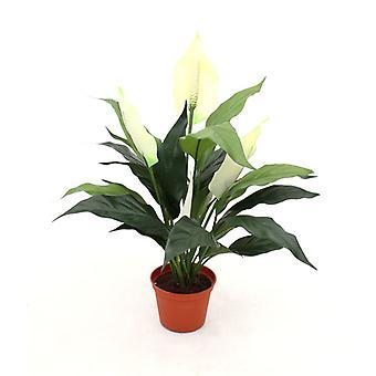 Künstliches Spathiphyllum 50cm im Topf