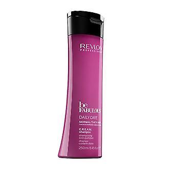 Revlon Be Fabulous - Shampoo per capelli normali / spessi 250ml