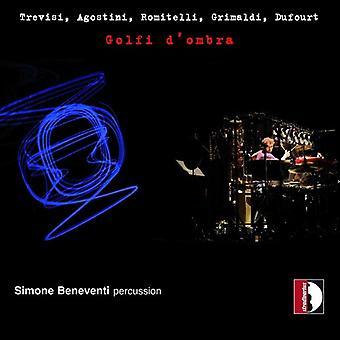 Simone Beneventi - Golfi D'Ombra [CD] USA import