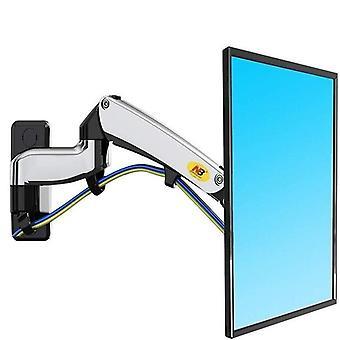 F450 Full Motion Monitor Wandhalterung TV Halterung Ständer mit einstellbarem Gas