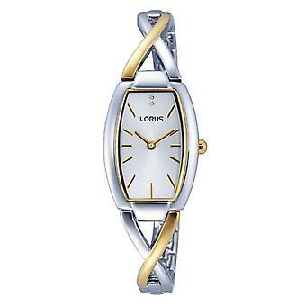 Lorus RRW51EX9 Multicolor Edelstahl Armband Damenuhr