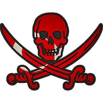 Tarra tarra merirosvo jack rackham calico maa lippu TR kalkkuna