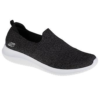 Skechers Ultra Flex Harmonisk 13106BKW universell hele året kvinner sko