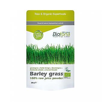 Biotona Verde Cebada Polvo 200 gr