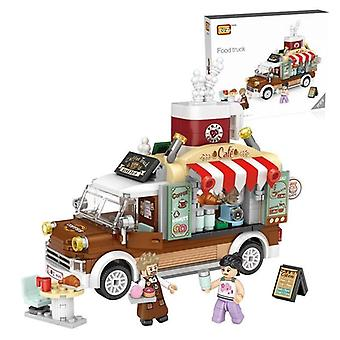 الخالق بيتزا القهوة بناء الطوب سيارة