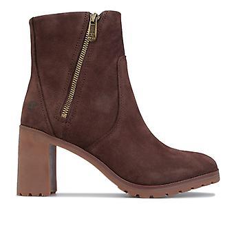 Kvinner's Timberland Allington Ankelstøvler i Brun