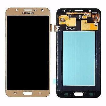 Samsung Galaxy Lcd-skærm ydre touch panel glas
