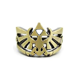 The Legend Of Zelda Anime Ring Cartoon Collection Alloy Finger Ring For Kids