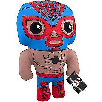 Marvel Luchadores- Spider-Man 17.5 USA import