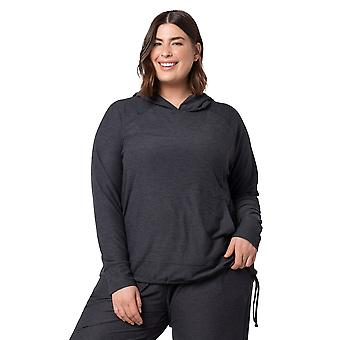 Women's Plus Size Evermore Long Sleeve Hoodie
