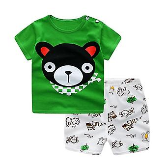 Short-sleeve Baby Clothes Sets, Clothing Baby Outfit
