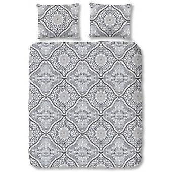 cover Fiona 135x200 cm cotton grey