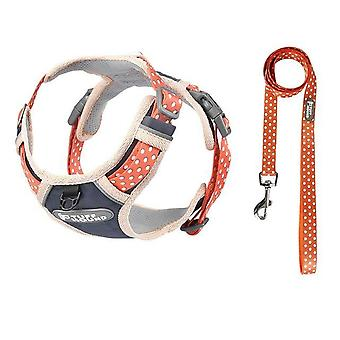 No pull reflective breathable harness