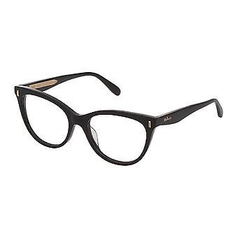 Mulberry VML051 0BLK Schwarze Brille