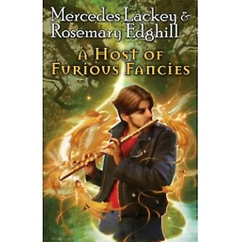 En mängd rasande fantasier av Mercedes Lackey, Rosemary Edghill (Paperback, 2012)