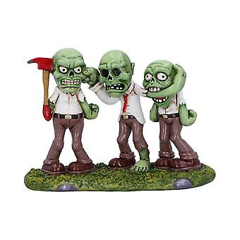 Nemesis Now Three Wise Zombies