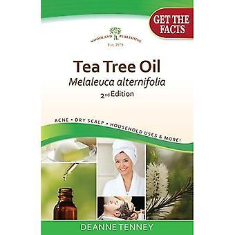 Woodland Publishing Tea Tree Oil, 2.