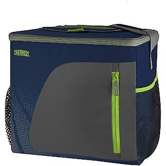 Kühltasche Radiance gross 30 Liter - Isolierte Einkaufstasche aus Polyester, blau 27 x 33 x 34 cm -