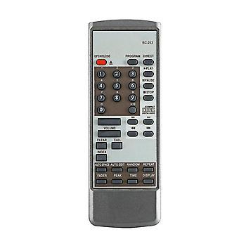 جديد التحكم عن بعد RC-253 لdenon DVD لاعب تحكم DCD2800 1015 CD DCD7.5 S DCD790