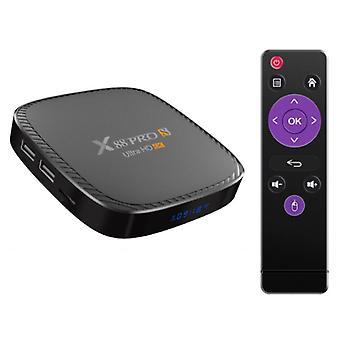 Transpeed X88S TV Box Media Player Android 10 - Bluetooth 5.0 - Kodi - 6K - 4GB RAM - 64GB Storage