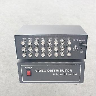 Amplificatore distributore video tvi Cvi Ahd Cvbs Signal