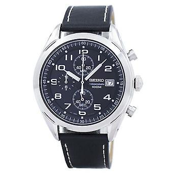 Seiko Хронограф Кварцевые Ssb271 Ssb271p1 Ssb271p Мужские часы