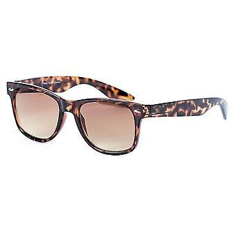 Classic Style Full Lens (No Bifocal) Reading Sunglasses for Men and Women - Tortoise - 3.00