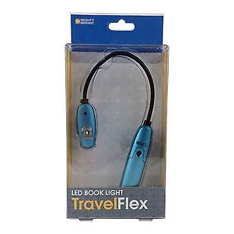 Mighty Bright Travelflex LED Book Light Blue