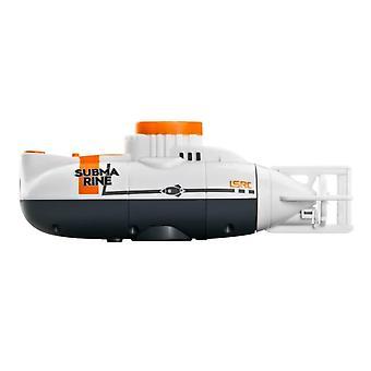 1 Conjunto elétrico submarino submarino remoto subaquático RC Submarino
