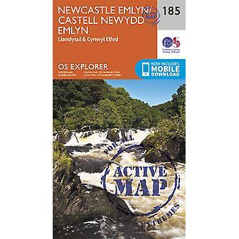 Newcastle Emlyn Llandysul en Cynwyl Elfed